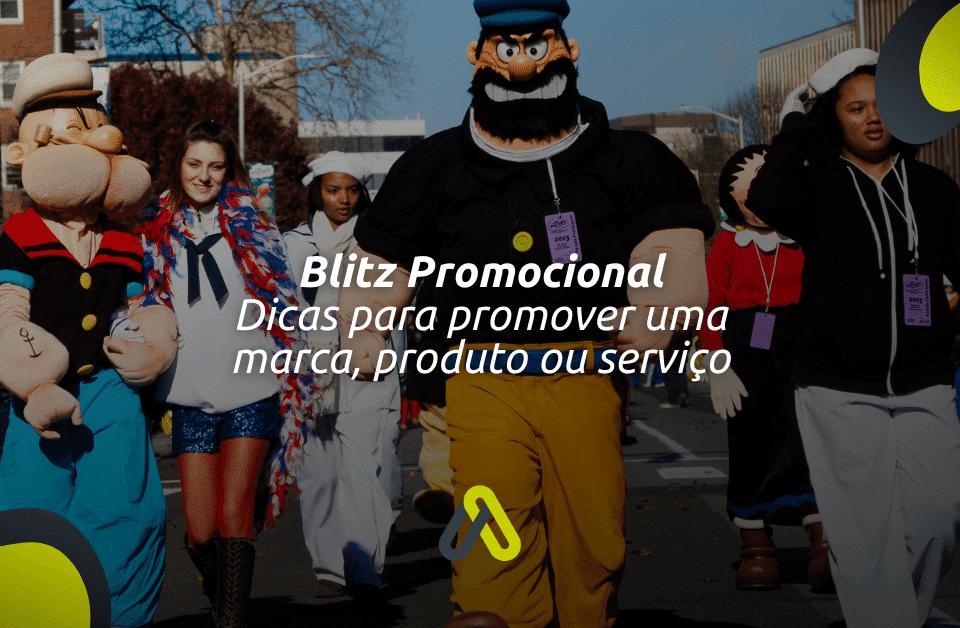 blitz promocional